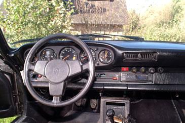 Porsche 911 sc 204 ch 1980 1983 guide occasion for Interieur 911