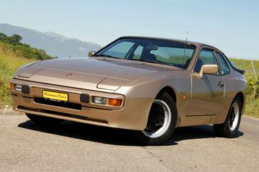 Pompe à Essence Porsche 924 S 2.5 Coupé