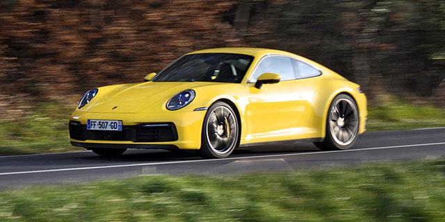 PORSCHE 911 (992) Carrera 4S