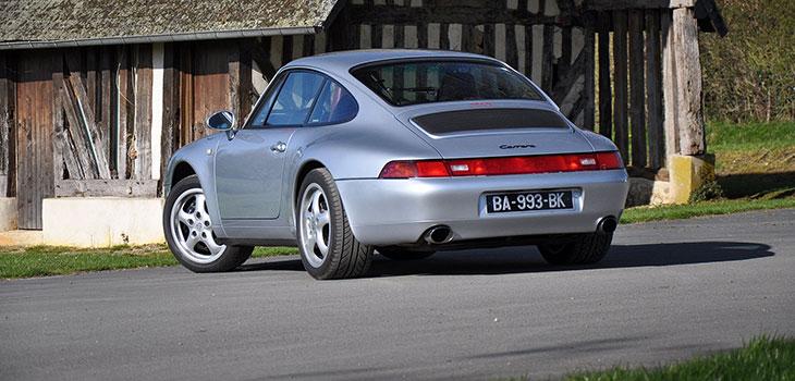 Porsche 911 Carrera G-Modèle Étrier arrière droit complètement dépassés!