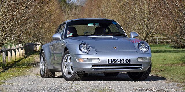 PORSCHE 911 (993) Carrera / Carrera S