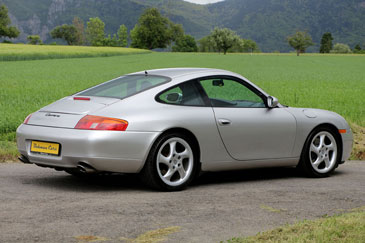 PORSCHE 911 996 Carrera 34 1997 2001