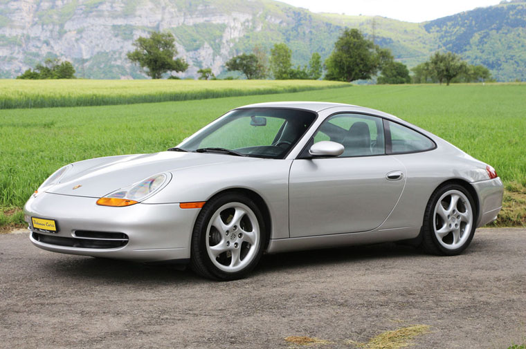 Porsche 911 996 Carrera 3 4 1997 2001 Guide Occasion