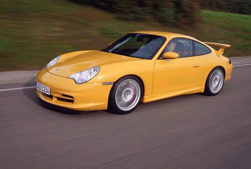 Porsche 911 GT3 mk2