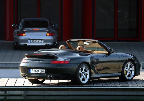 porsche 911 996 turbo s cabriolet 2004 essai. Black Bedroom Furniture Sets. Home Design Ideas
