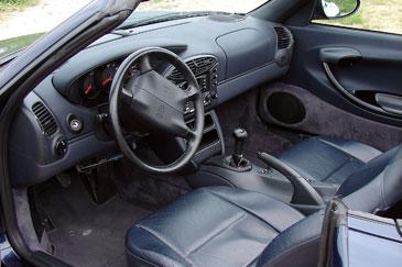 Porsche Boxster 2 5 986 1996 1999 Guide Occasion