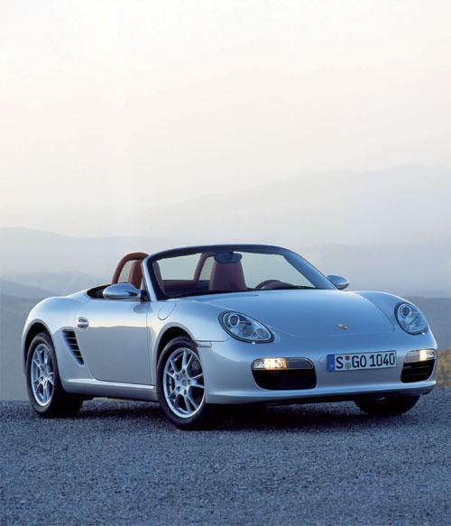 Porsche Boxster 2L7