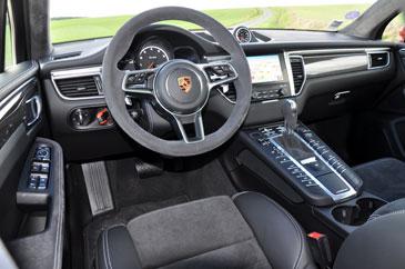 Porsche Macan Turbo Pack Performance >> PORSCHE MACAN Turbo Pack Performance (2016-) - ESSAI