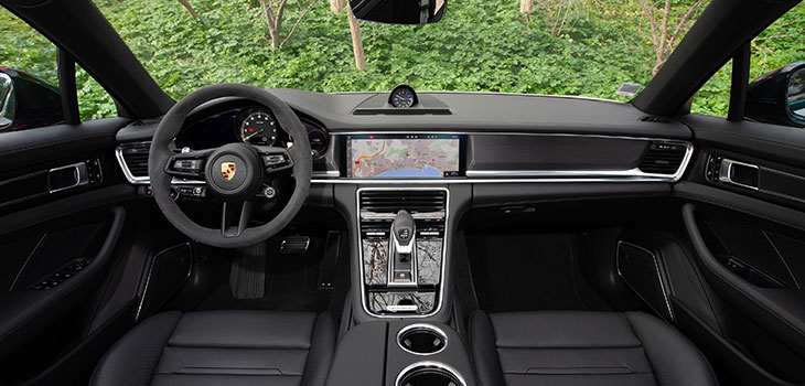 interieur porsche panamera 4s e-hybrid 2020 phase 2 restylage