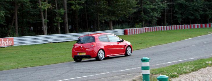 RENAULT CLIO (3) RS (2006-) - ESSAI