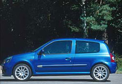 renault clio 2 rs jean ragnotti 2002 essai. Black Bedroom Furniture Sets. Home Design Ideas