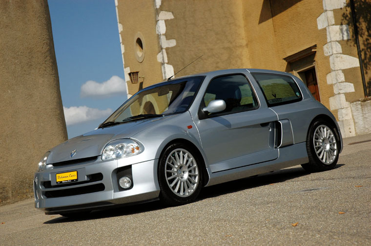 Renault Clio 2 V6 Phase 1 2000 2002 Guide Occasion