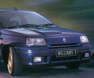 renault clio williams 1993 1996 guide occasion. Black Bedroom Furniture Sets. Home Design Ideas