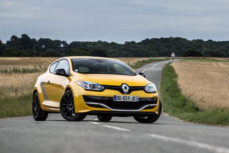 Renault Megane 3 Rs 275 Trophy 2014 2015 Essai