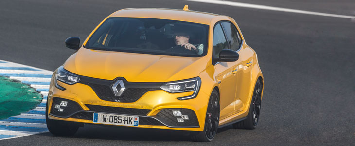 essai renault megane 4 rs 280 cup