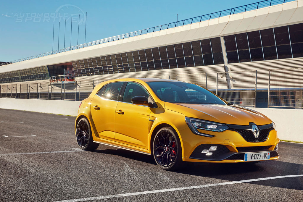 renault megane 4 rs 280 cup sur circuit 2018 essai. Black Bedroom Furniture Sets. Home Design Ideas