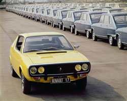 renault r17 ts gordini 1971 1977 retro. Black Bedroom Furniture Sets. Home Design Ideas