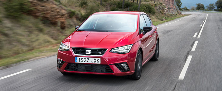 seat ibiza 5 fr 1 5 tsi 150 ch 2018 essai. Black Bedroom Furniture Sets. Home Design Ideas