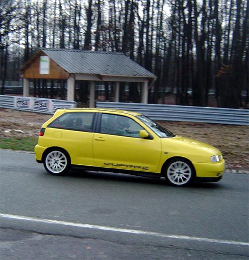 seat ibiza cupra 2001. SEAT IBIZA 2.0 GTI 16V CUPRA