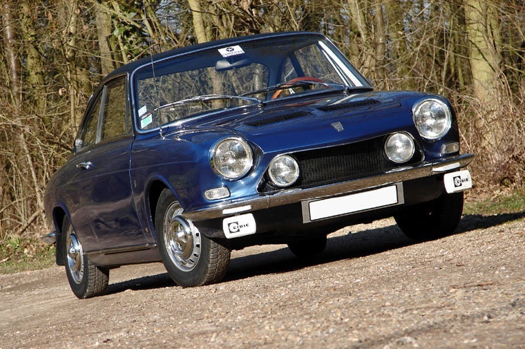 Simca 1200 s coup 1967 1971 retro - Simca 1000 coupe bertone occasion ...
