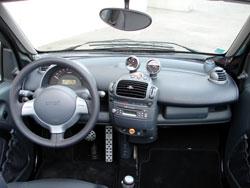 Smart fortwo brabus cabriolet 2002 2006 essai for Interieur smart 2000