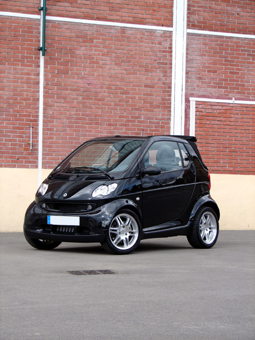smart fortwo brabus cabriolet 2002 2006 essai. Black Bedroom Furniture Sets. Home Design Ideas