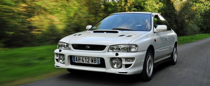 subaru impreza gt turbo 1992 2000 guide occasion. Black Bedroom Furniture Sets. Home Design Ideas