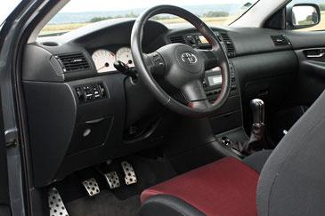Toyota Corolla Ts 2002 2007 Guide Occasion
