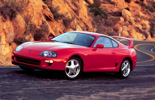 toyota supra mkiv biturbo 1993 2002 guide occasion. Black Bedroom Furniture Sets. Home Design Ideas