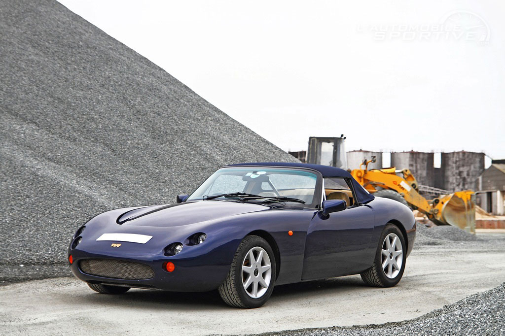Tvr Griffith 500 1993 2002 Guide Occasion