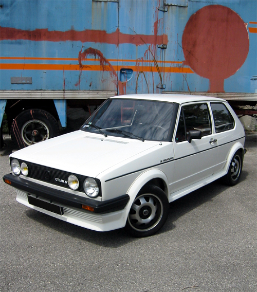 volkswagen golf 1 gti 16s oettinger 1981 1983 collector. Black Bedroom Furniture Sets. Home Design Ideas
