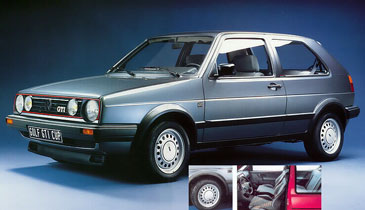 volkswagen golf 2 gti 1984 1991 guide occasion. Black Bedroom Furniture Sets. Home Design Ideas