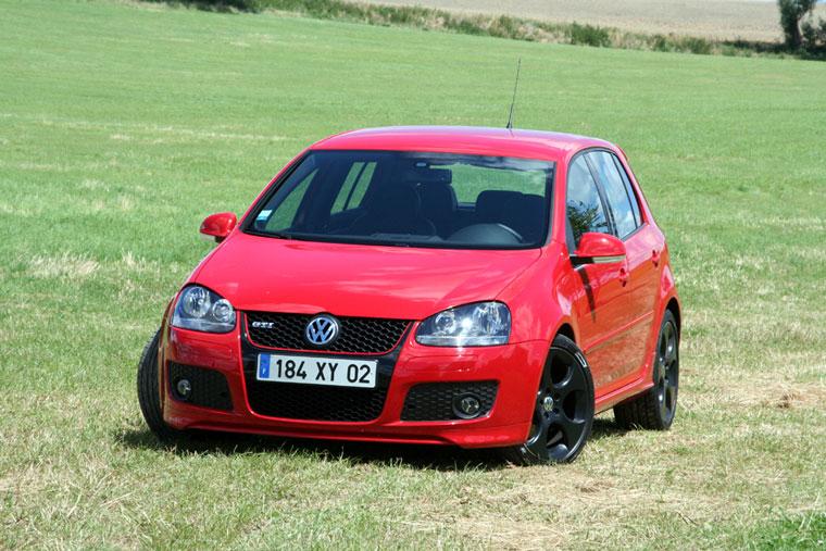 volkswagen golf 5 gti edition 30 2006 2007 essai