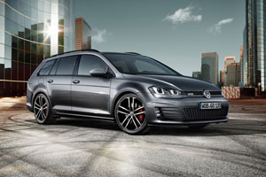 vw golf 7 gtd sw