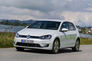 vw golf 7 gte