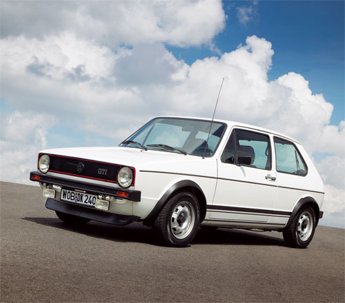 VOLKSWAGEN GOLF (1) GTI 16 (19761984)  GUIDE OCCASION