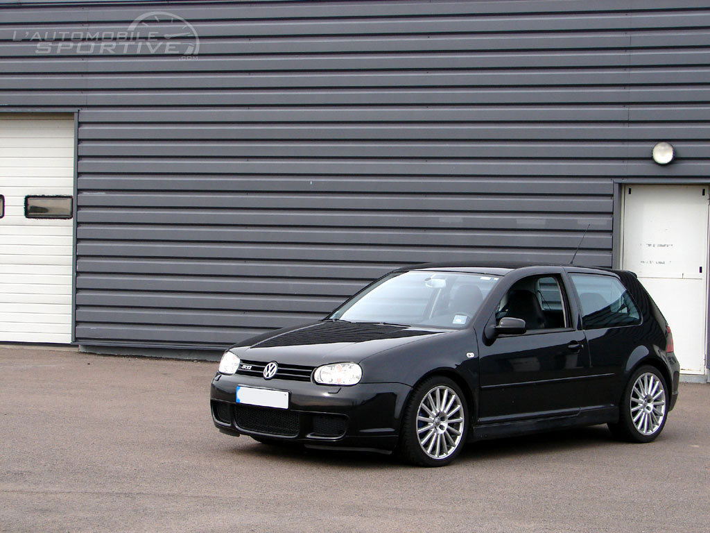 volkswagen golf 4 r32 2002 2003 essai. Black Bedroom Furniture Sets. Home Design Ideas