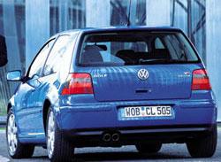 volkswagen golf 4 v6 4motion 2000 2003 essai. Black Bedroom Furniture Sets. Home Design Ideas