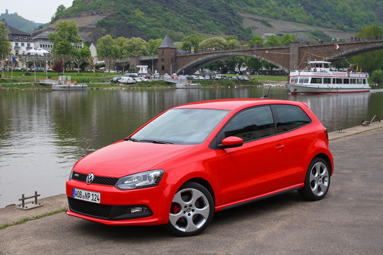 volkswagen polo 5 gti 1 4 tsi 180 ch 2010 essai. Black Bedroom Furniture Sets. Home Design Ideas