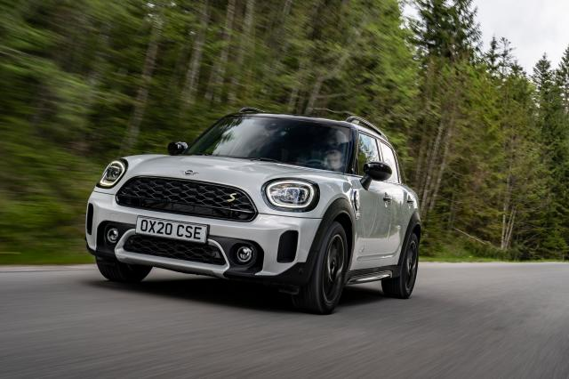 Restylage Mini Countryman Cooper S (2020)