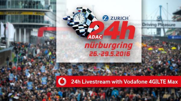 24H du N�rburgring : � suivre en live ce week end !