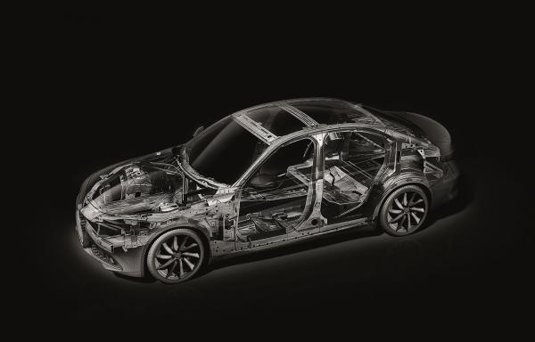 La plateforme de l'Alfa Romeo Giulia profitera aux futures Maserati