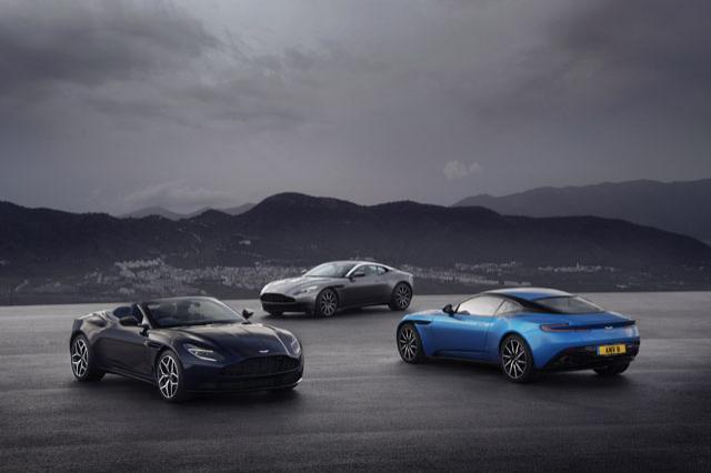 Pas de bond pour l'action Aston Martin en Bourse