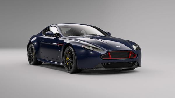 Aston Martin V8 et V12 Vantage Red Bull Racing Edition