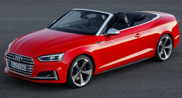 audi s5 cabriolet 2017. Black Bedroom Furniture Sets. Home Design Ideas