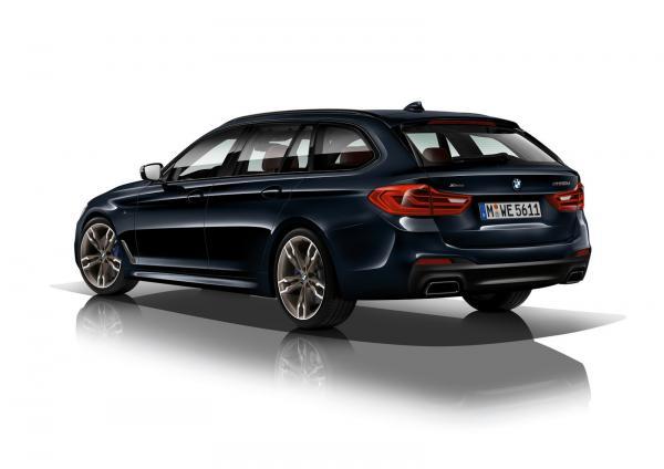 BMW M550d : le diesel qui défie l'essence