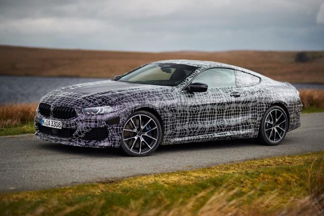 La BMW M850i Coupé livre quelques infos