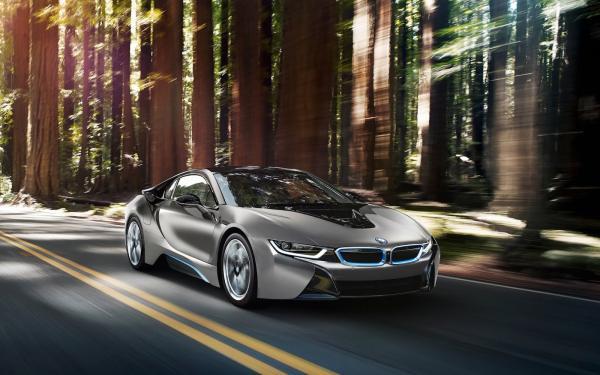 Des mises � jour en vue pour la BMW i8