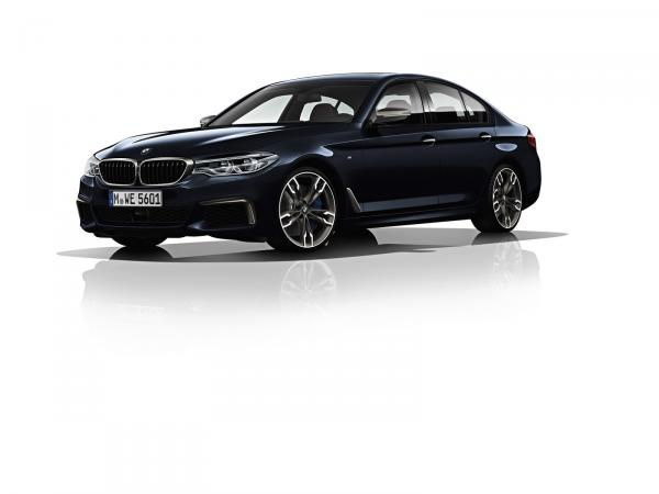BMW M550i G30 : plus rapide qu'une M5 !