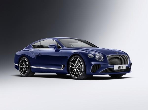 Bentley Continental GT 2017